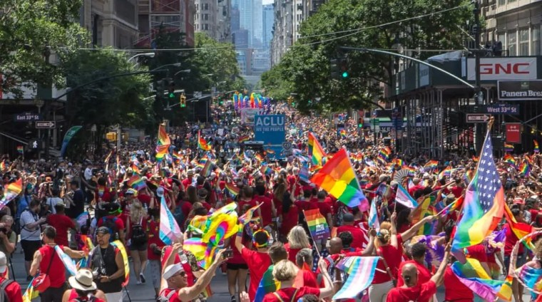 new york pride