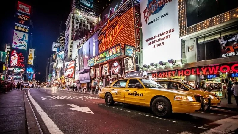 noleggio auto new york
