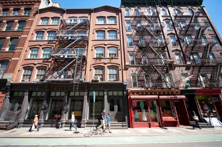 nolita quartieri di manhattan