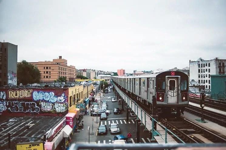 quartieri new york bronx
