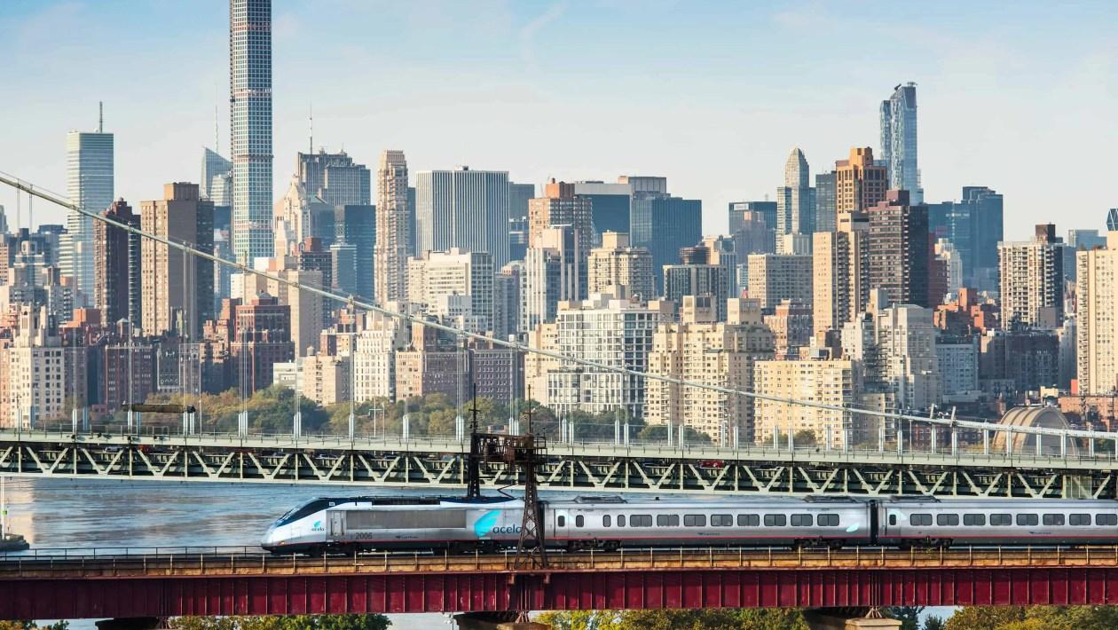 treni new york