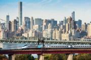 Viaggiare in treno a New York, il mezzo più veloce di NYC