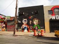 Street art - Bushwick