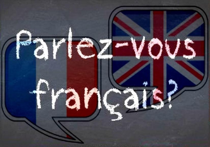 parler Français anglais