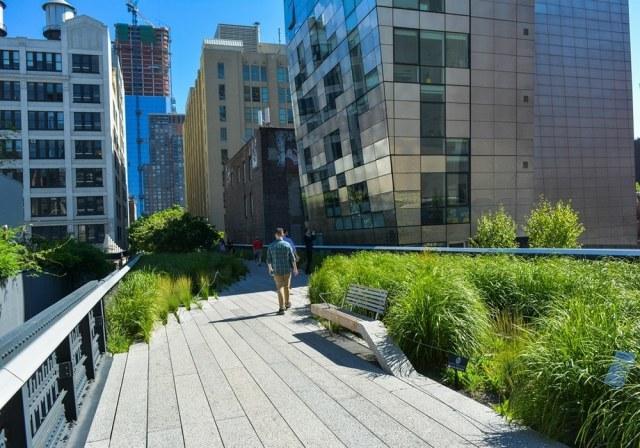 La High Line, un lieu incontournable.