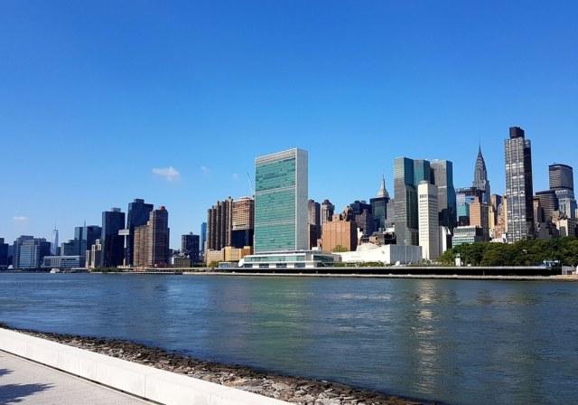Envie d'originalité ? Visitez l'ONU à New York.