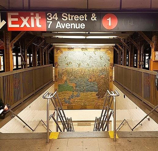 Comment prendre le métro à New York?