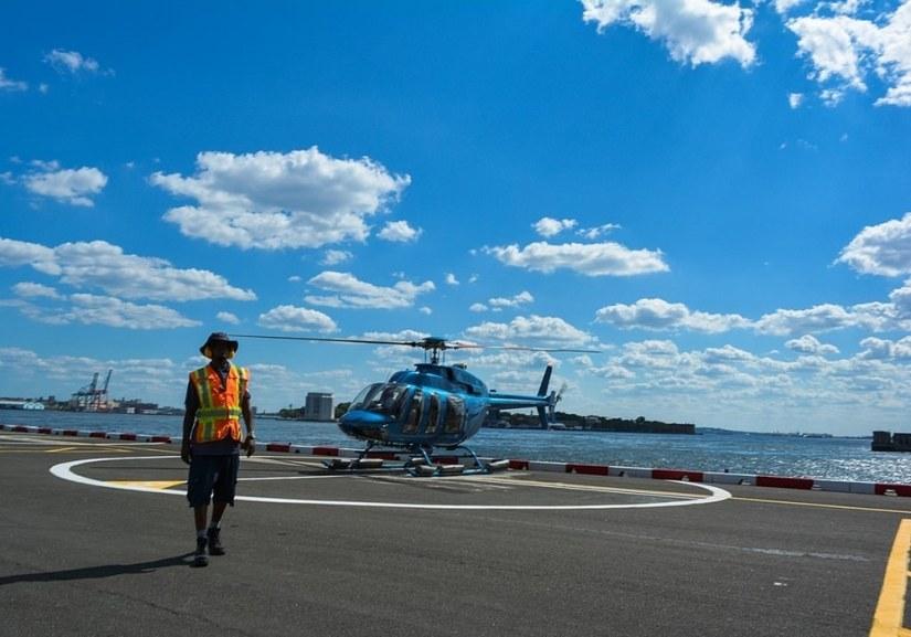 Offrez-vous New York en hélicoptère, sensations garanties !