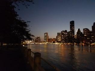 Roosevelt Island - nuit