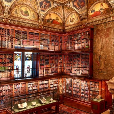 Bibliothèque et musée Morgan