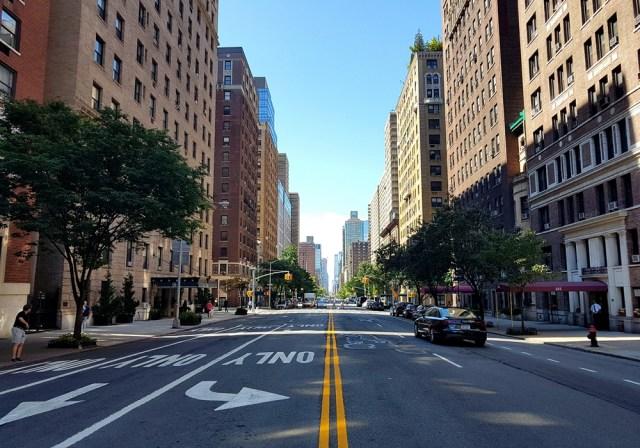 Upper West Side, un joli quartier à découvrir.