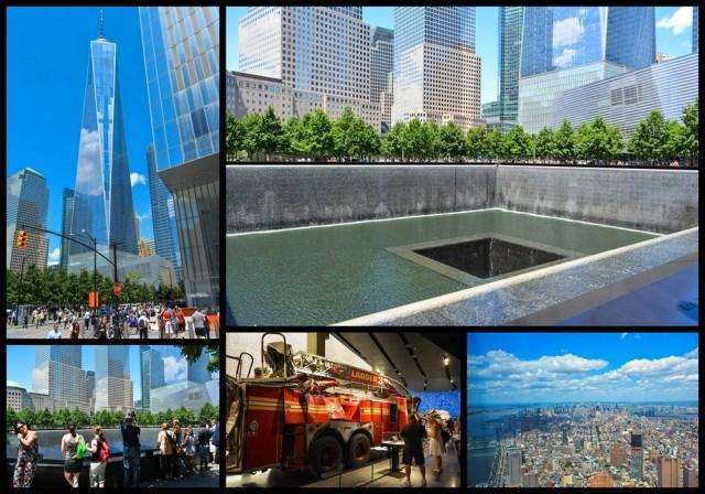 11 Septembre 2001 à New York : des visites riches en émotions.