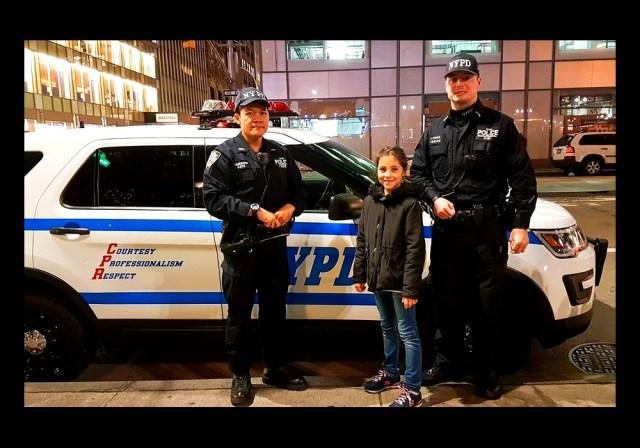 Visitez New York avec vos enfants.