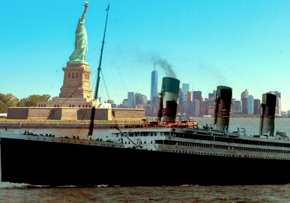 Le saviez-vous ? Le quai du Titanic reste figé dans le temps à Manhattan