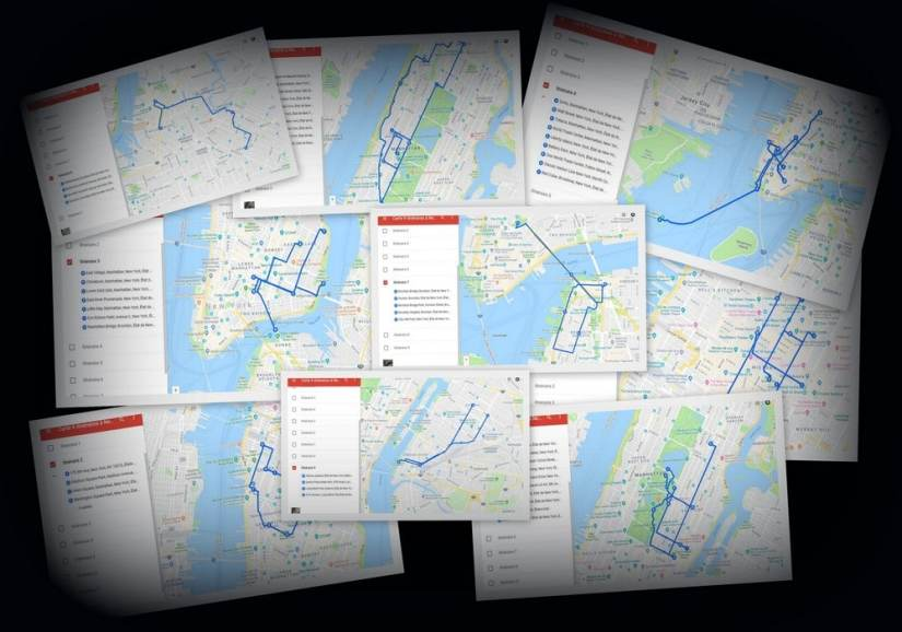 9 itinéraires pour organiser vos visites à New York