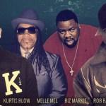 Hip Hop Disco Fever Reunion Concert at Lehman Center in the Bronx