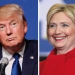 Trump & Clinton Win New York Primaries