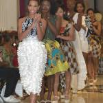 Lor'Dour Designs Wowed On The Catwalk At Harlem Fashion Week