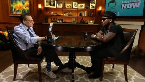 Rapper Jeezy has a Candid Discussion with Larry King [VIDEO]