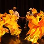 "Oyu Oro Afro-Cuban Experimental Dance Ensemble presents world premiere of ""Siete Mares"" (""Seven Seas"")"