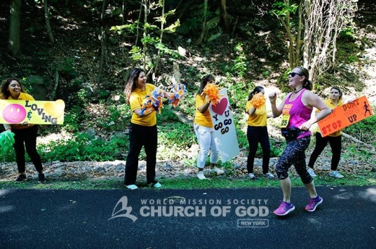 World Mission Society Church of God, Walkway Marathon