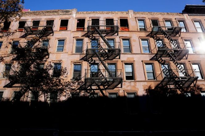 How A Block Of Abandoned Harlem Tenements Were Transformed Into Affordable Housing