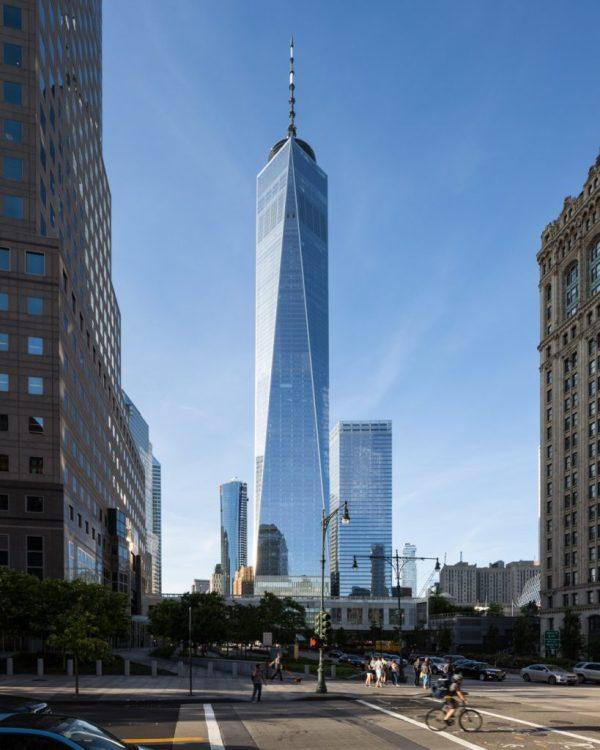 New Renderings Appear for Supertall 5 World Trade Center ...