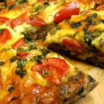 New You Boot Camp's Frittata