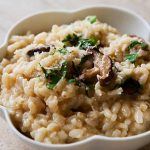New You Boot Camp Mushroom Risotto