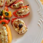 New You Boot Camp Stuffed Baby Peppers