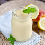 Peach Coconut Smoothie