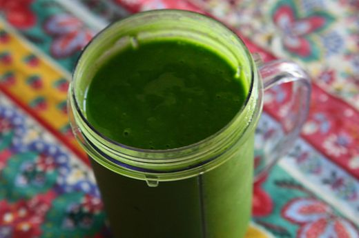 New You Boot Camp Spirulina Smoothie