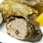 New You Boot Camp Stuffed Grape Leaves