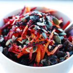 New You Boot Camp Carrot and Beetroot Winter Salad
