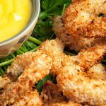 Crispy Coconut Shrimps With Mango Chutney