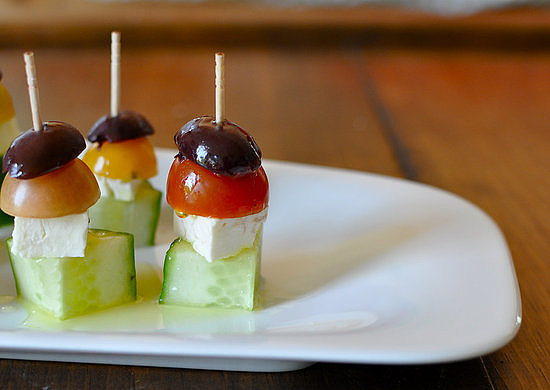 Greek Salad Appetiser