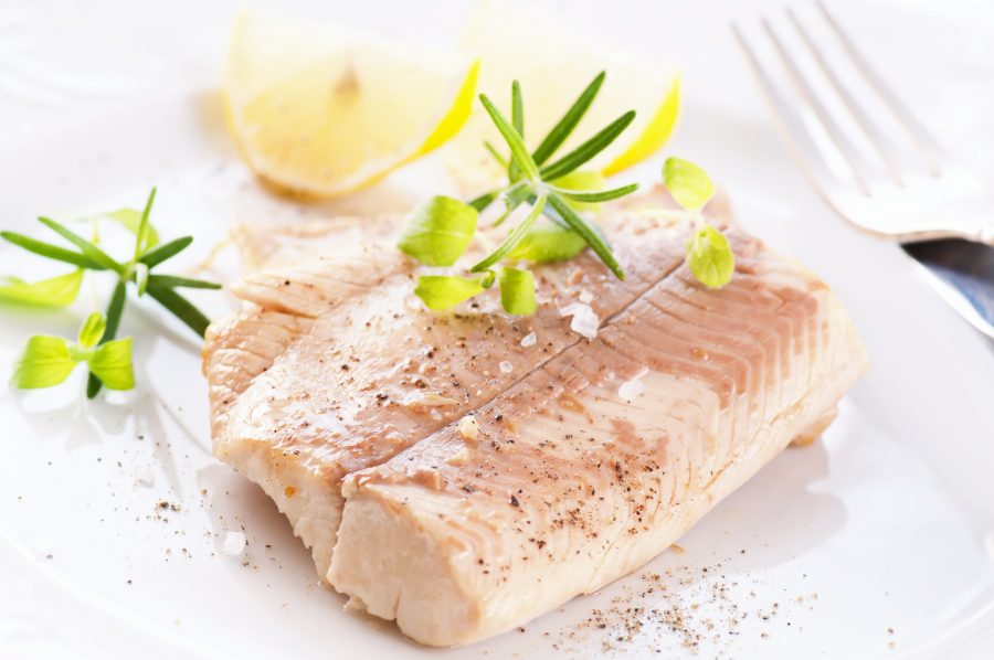 Lemon Trout Fillets