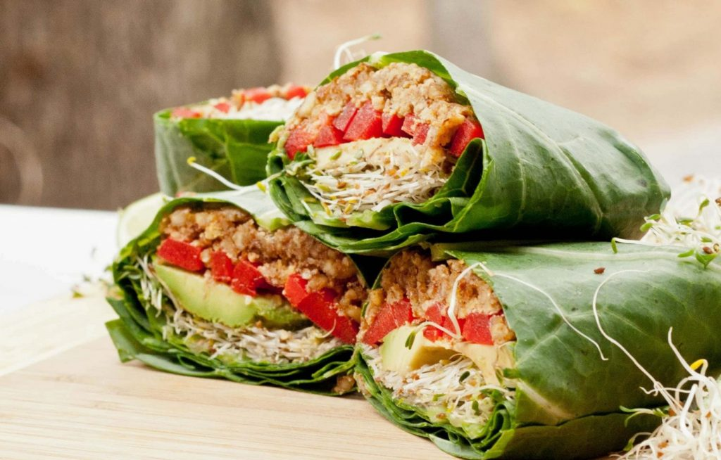 Vegan Wraps