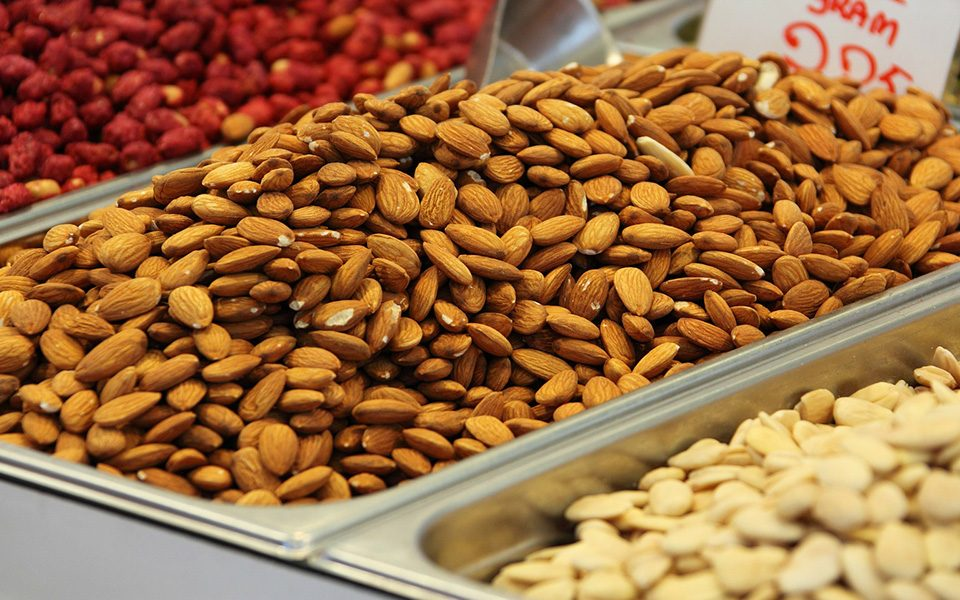 Almonds Are Full Of Vitamin E