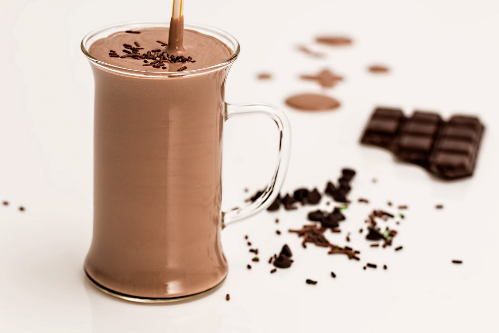 Chocolate Avocado Smoothie