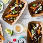Sweet Potato Chilli Fries