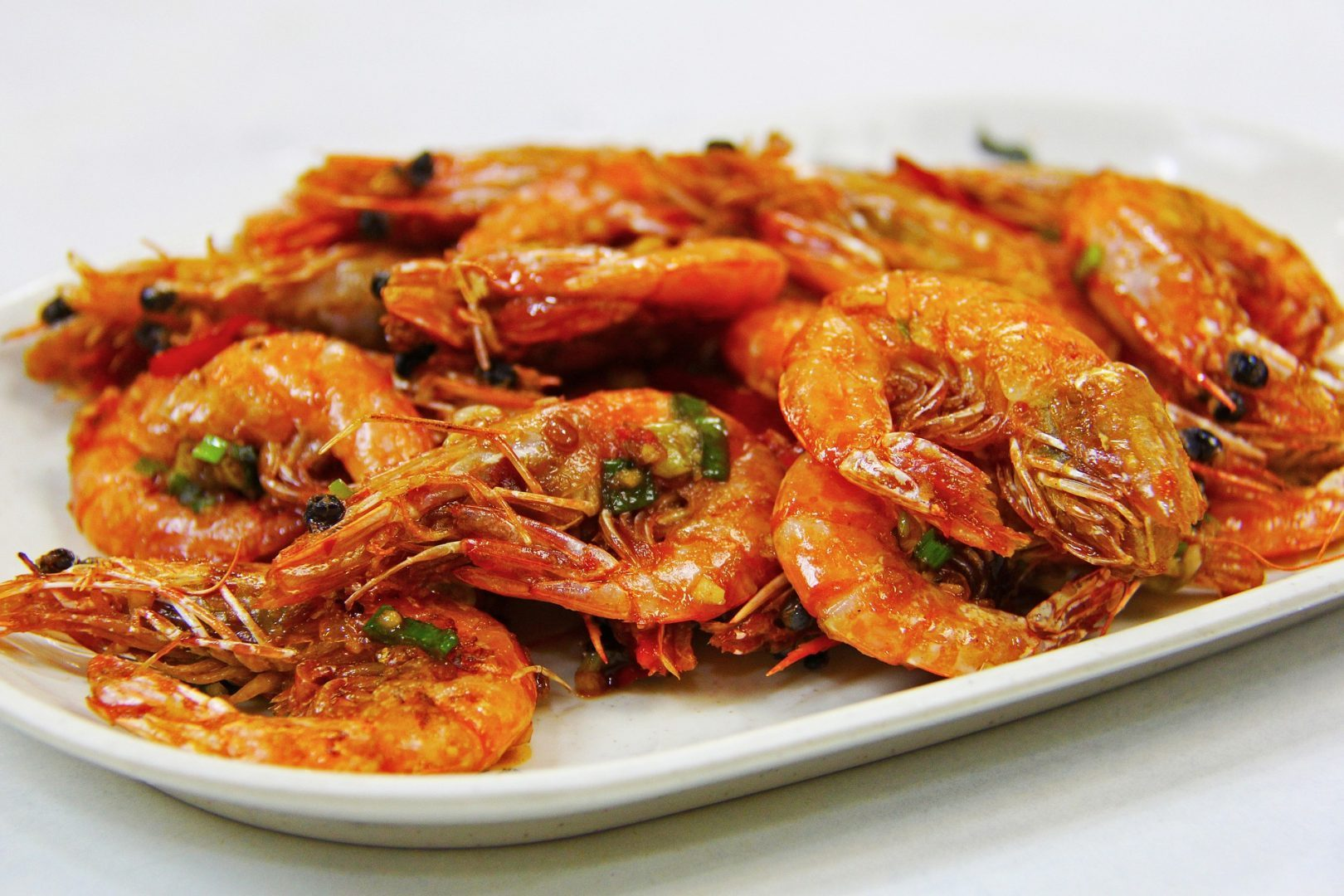 New You Escapes Roast Shrimp