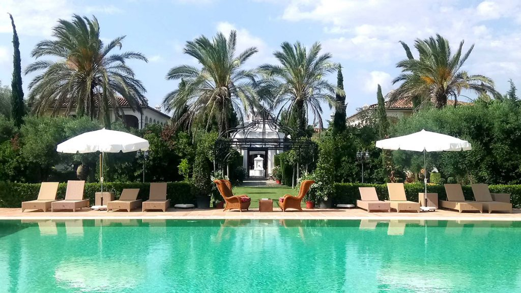 Luxury Spanish Boot Camp Venue