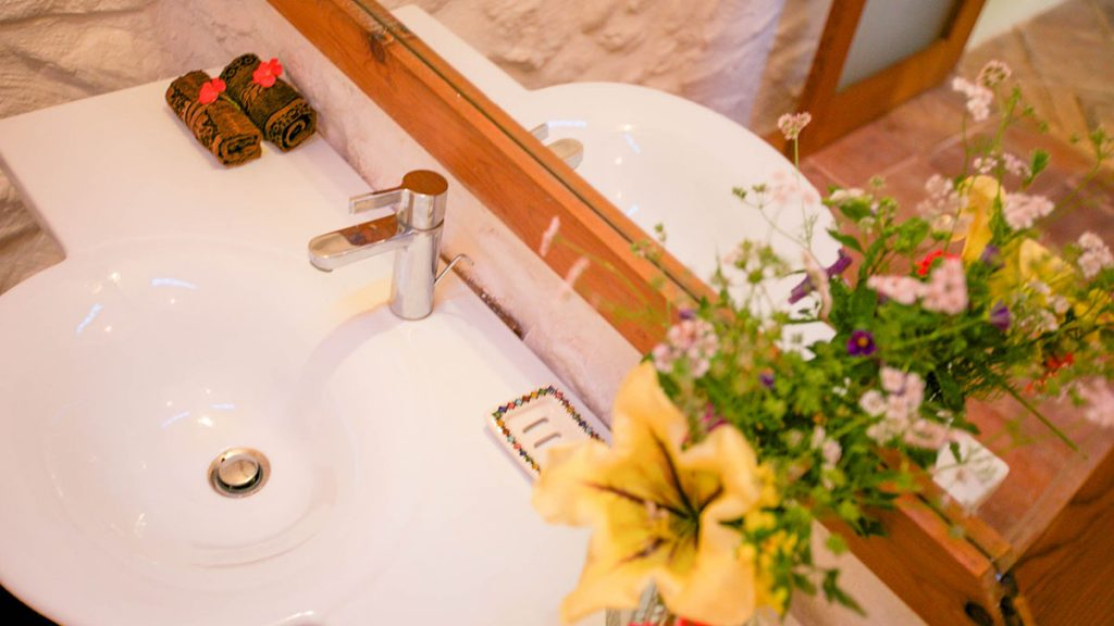 Moroccan Kasbah Bathroom Sink