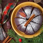 Christmas Chocolate Cake