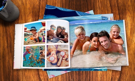 From $9 for Personalised Hardcover Photobook in Choice of Size (Don't Pay up to $254.95)