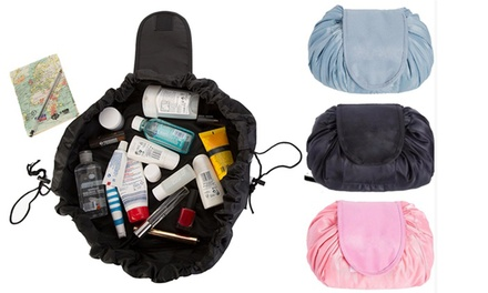 Drawstring Make Up Travel Bag: One ($9.95) or Two ($16.95)