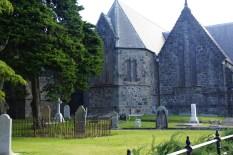 die älteste Steinkirche Neuseelands