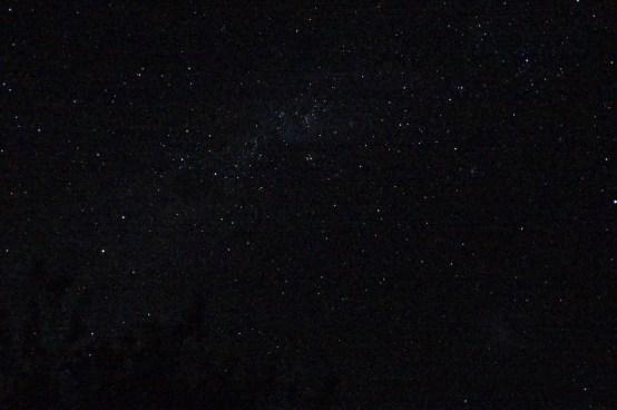 der Nachthimmel an der Golden Bay