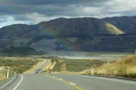 Schöne Landschaften am SH 85